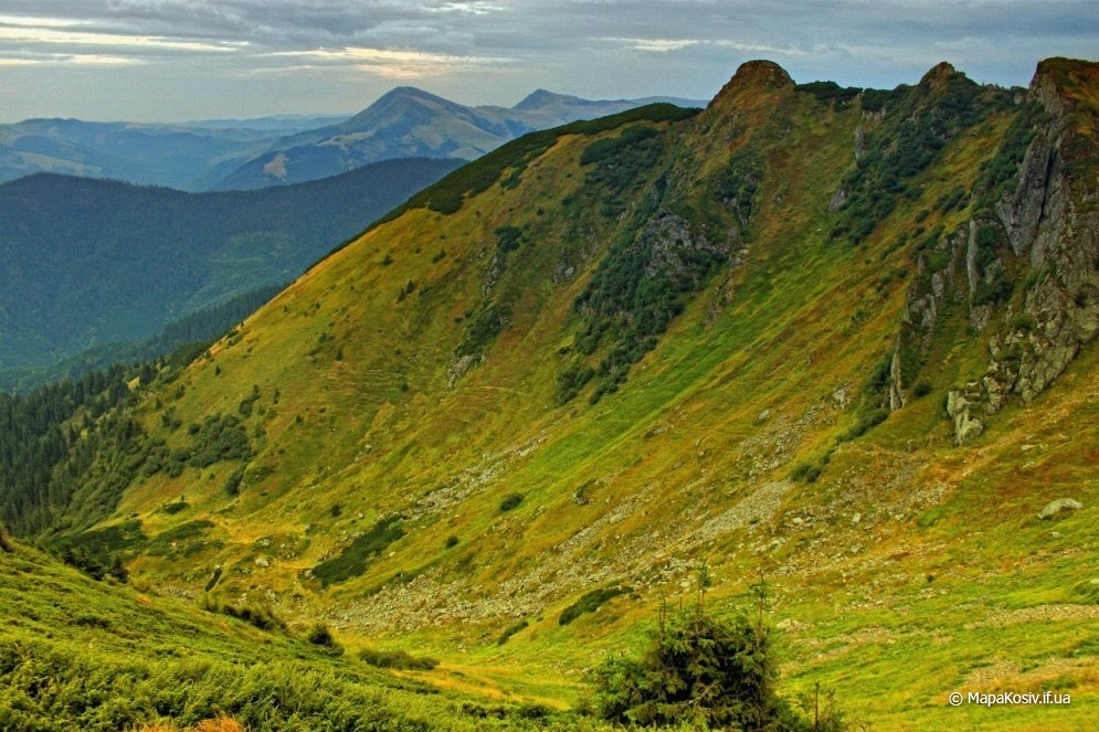 На Рахівщині є свої Альпи - Гуцульські