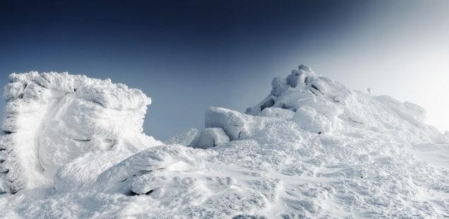 Зимова Чорногора
