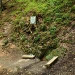 Сірко-водневе джерело під горою Сопкою