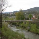 Гора Сопка вид з Москалівки