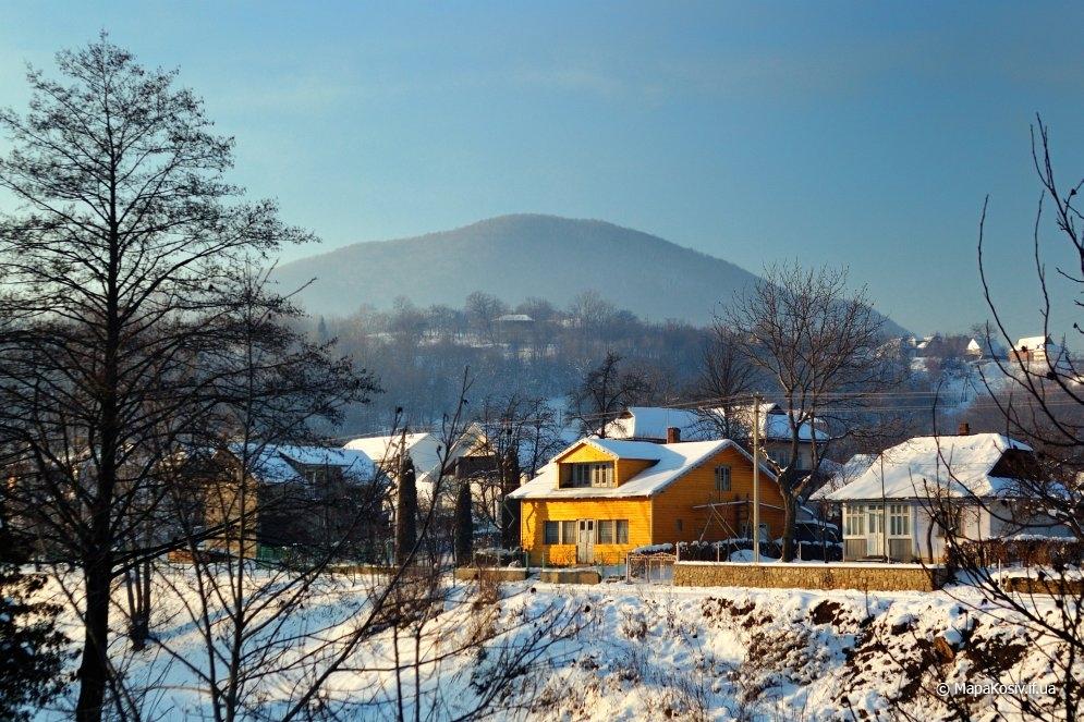 Гора Сопка або Стіжки або Зіняків верх