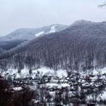 Михалкова взимку