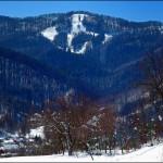 Вид на Михалкову гору з Косова