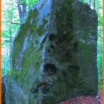 Камінь-піраміда. Чи не штучного походження?
