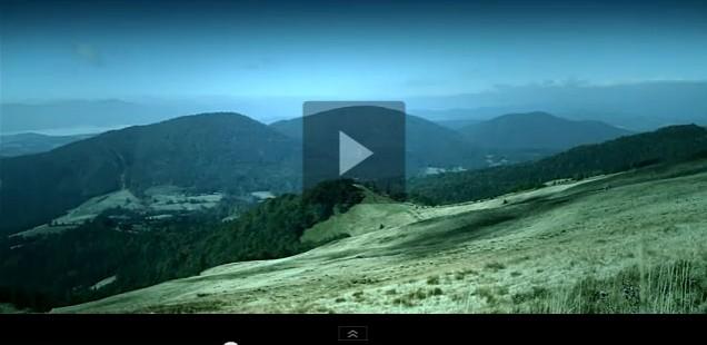 Українські Карпати (відео)