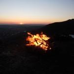 Схід сонця на Острому