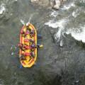 Рафтинг — активний відпочинок у Карпатах