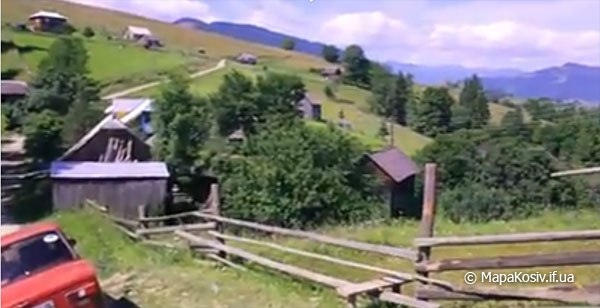 Екскурсія на полонину Кринта у Верховині (відео)