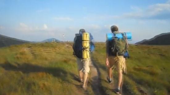 Похід на озеро Бребенескул (відео)