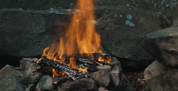 Хребет Каменистий (відеотур)