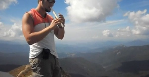 Одноденка на Піп Іван (відео)