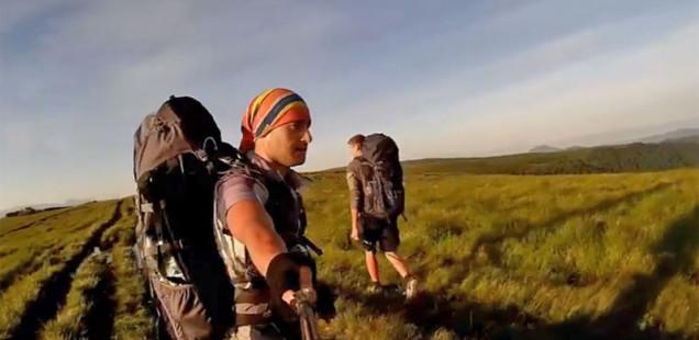 Похід на Близницю (відео)