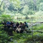 Озеро Лебедин – туристична візитівка Косівщини: gps-трек