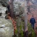 Камінь Довбуша на Каменистому хребті. Косів