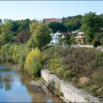 Річка Рибниця з Банського мосту
