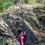 Скелі в урочищі Кремениця