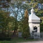 Капличка на місці, де колись відпочивав Іван Франко по дорозі на Жаб'є–Верховину