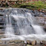 Туристичний прогулянковий маршрут до таємничих водоспадів у Косові: gps-трек