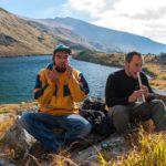 Туристичний маршрут до озера Бребенескул