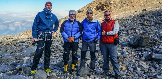 Arkan Du Mont Blanc