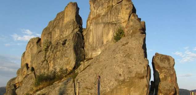 Тустань — скельний комплекс та фестиваль